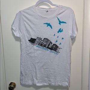 Tops - Matthew Good Vancouver tour shirt